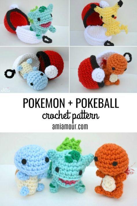 Umbreon Pokemon Pattern | Tricot et crochet, Modèles de crochet, Animaux au  crochet | 711x474