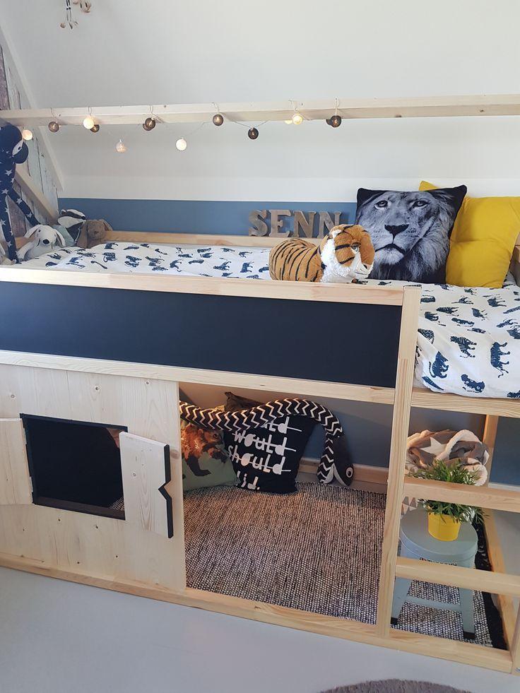 Ikea kura pimped – #pimped #Ikea #Kura #kinderzimmermädchen