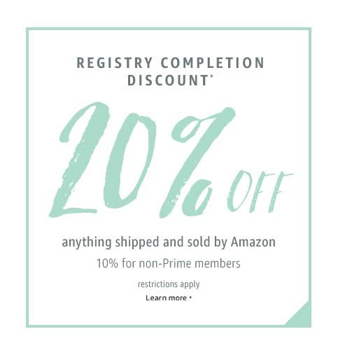 Complete Your Registry Now And Save Shop Amazon Now For All You Wedding Needs Ad Weddings Weddingr Popular Wedding Gifts Things To Sell Restaurant Layout