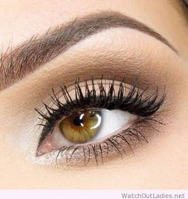 nice and natural  hazel eye makeup eye makeup designs