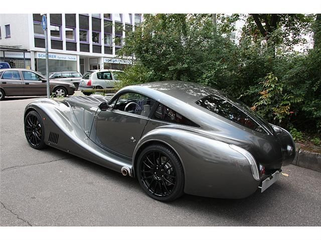 Morgan Aero 8 AeroMax7 This interesting character just ...