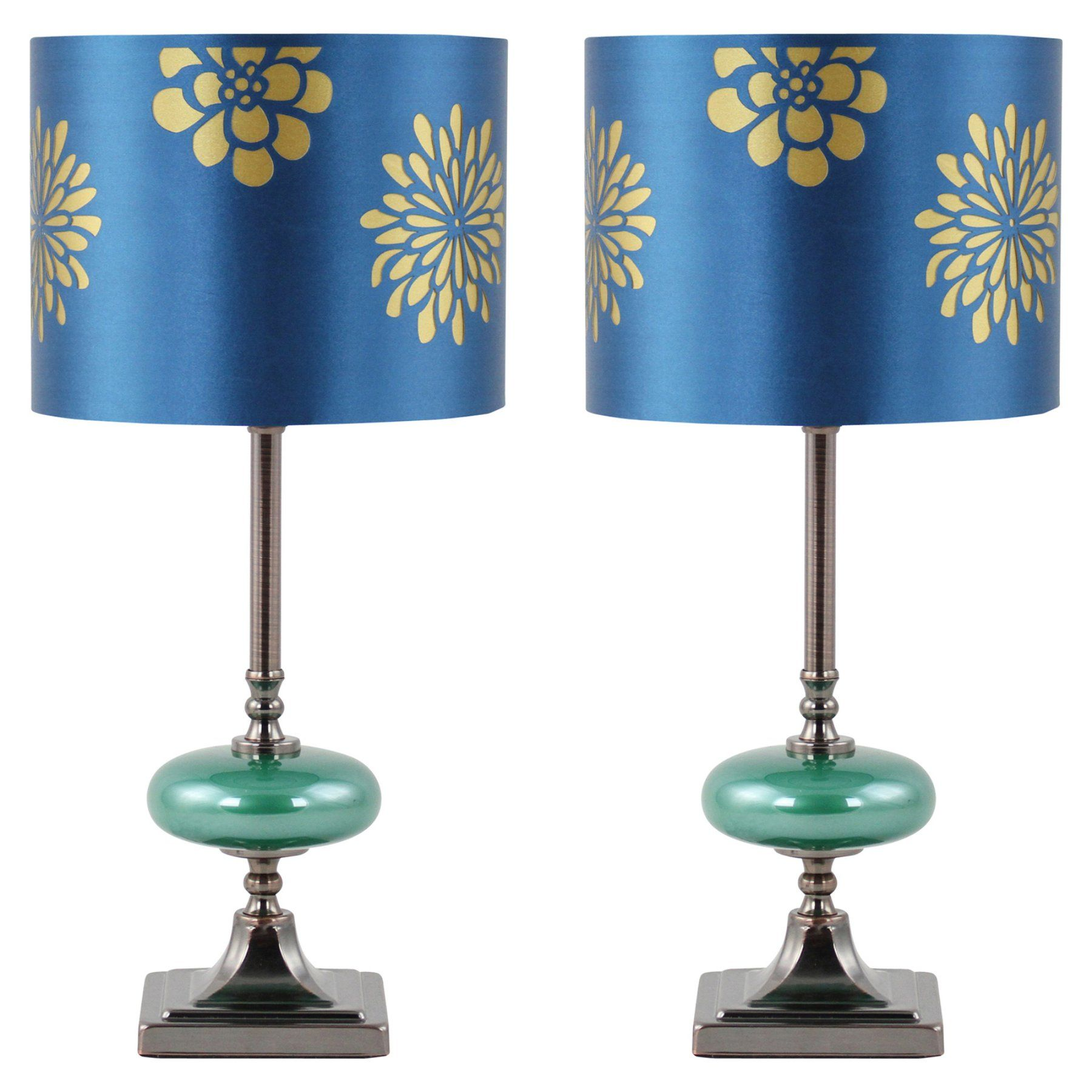 Aspire Home Accents Braxton Table Lamp Set   40113