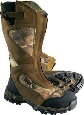 Cabela S Cabela S 15 Quot Pinnacle Zippered Snake Boots With