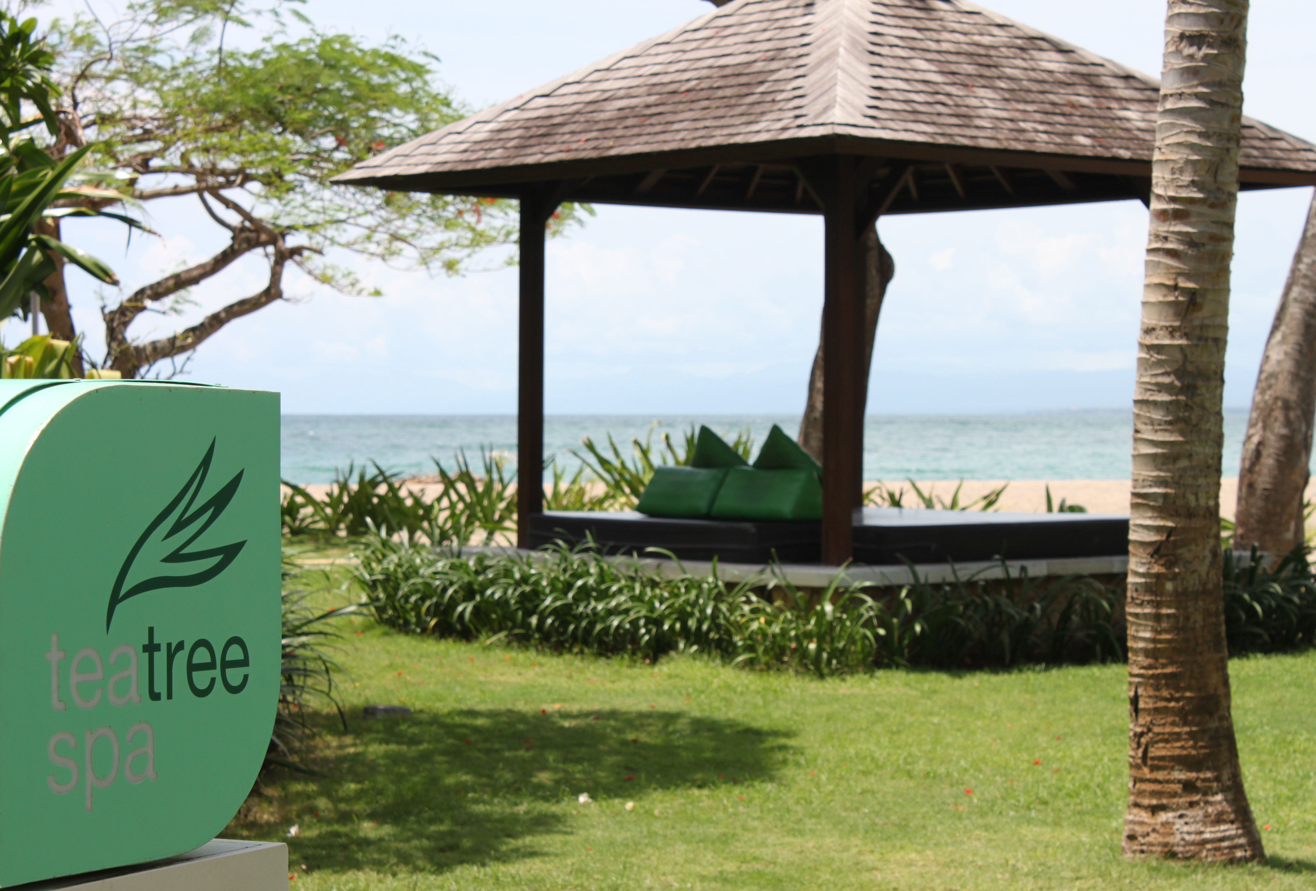Relax; in Tea Tree Spa everyday is a tranquil day with the sound of ...