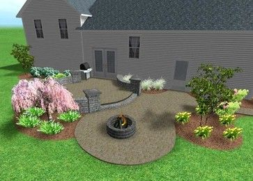 Multi Level Patio Design Ideas, Pictures, Remodel, And Decor   Page 3