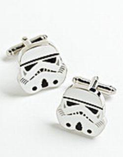 Storm Trooper Cufflinks!