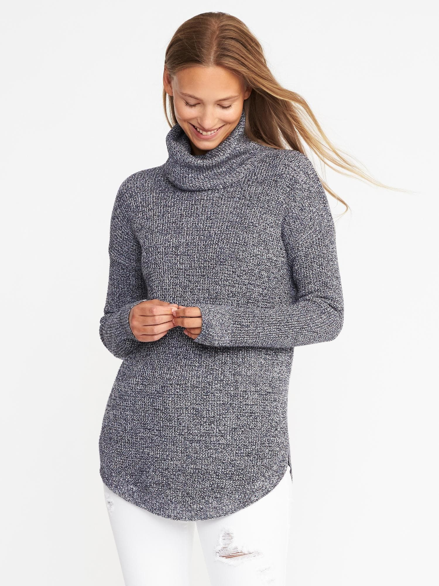 Textured Turtleneck Tunic Old Navy | Clothes | Pinterest | Tunics ...