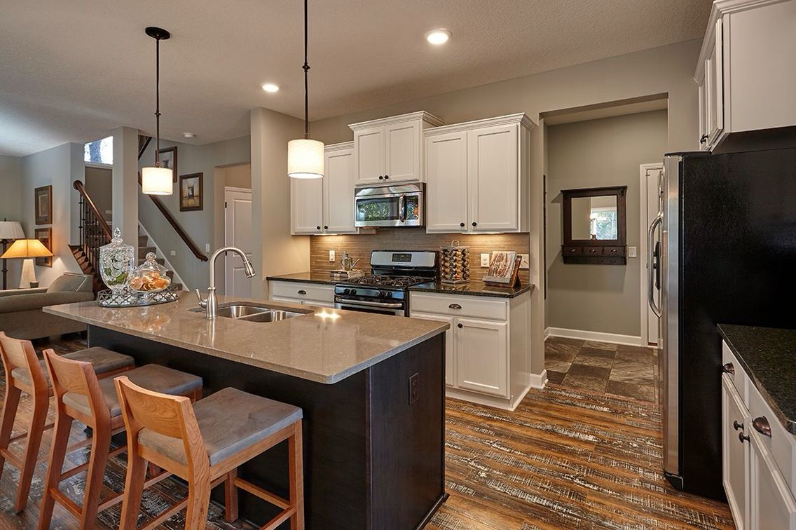 Lennar Hamilton Kitchen With Images Interior Design Elements
