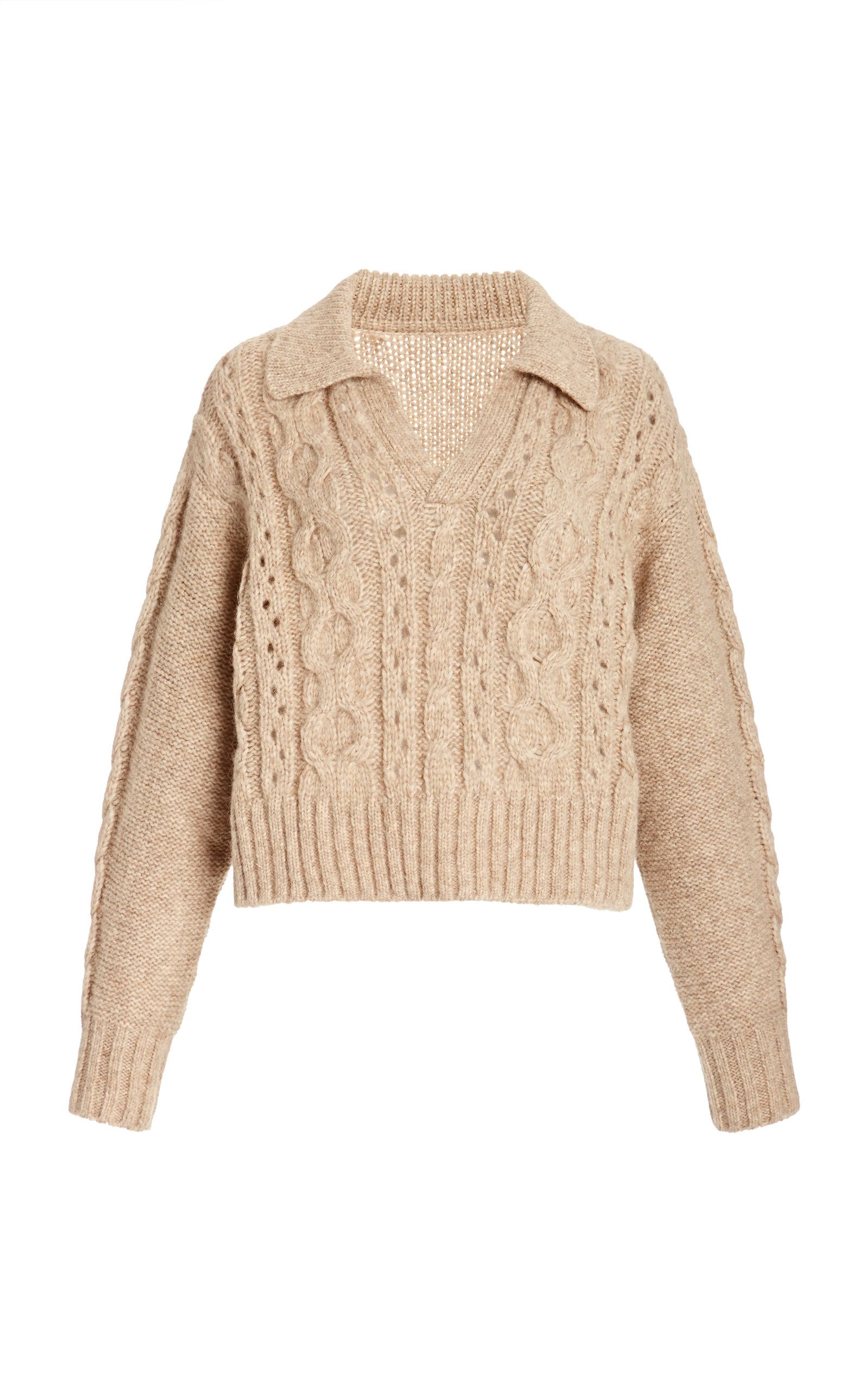 Ciao Lucia Torino Wool Blend Cropped Sweater in 2020