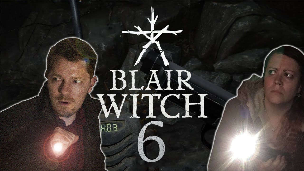 Blair Witch Episode 6 We Lost Bullet In The Fog Help Blair Witch Witch Youtube Videos