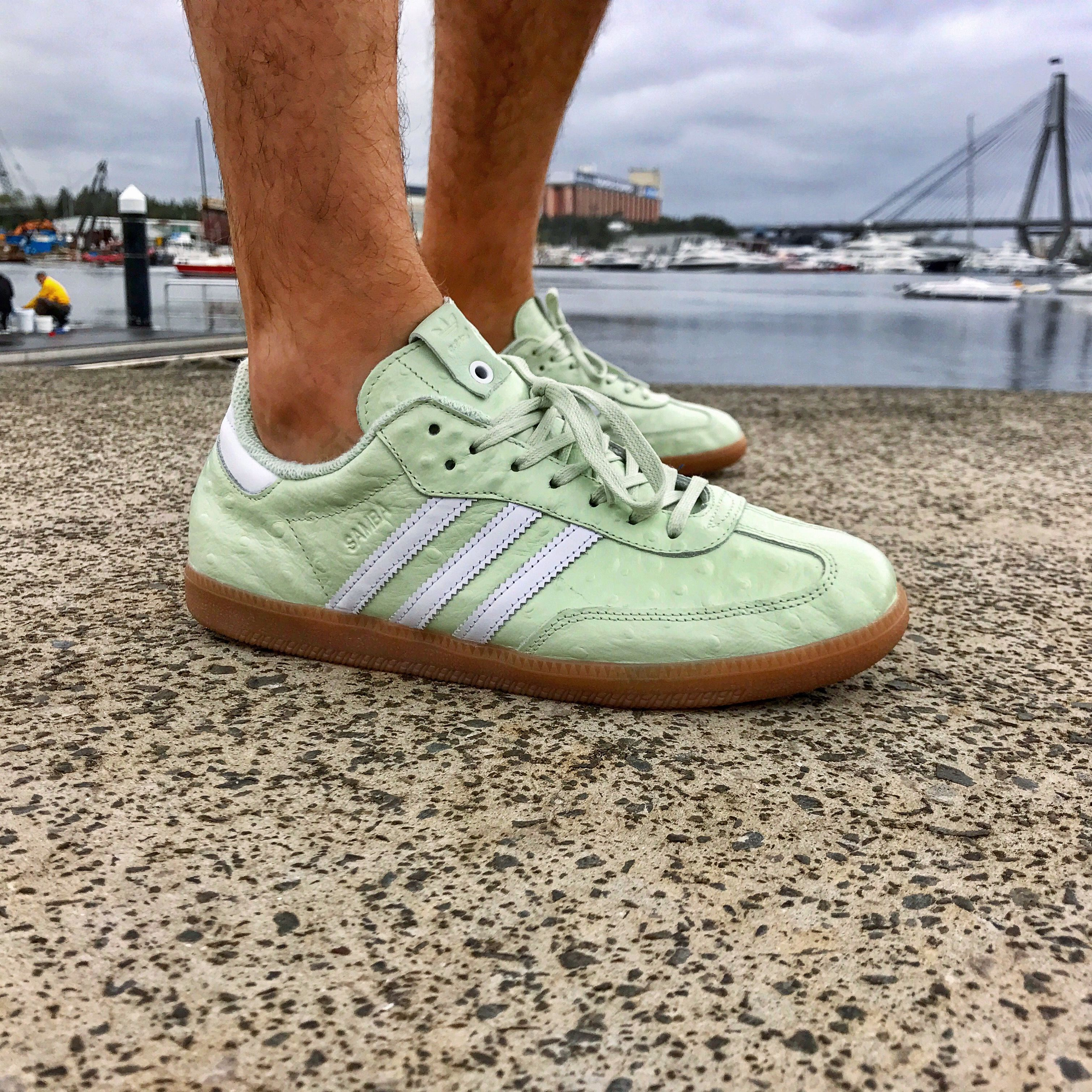 info for 64f8d 514eb Naked x adidas Consortium Samba