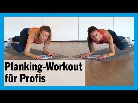 Planking für Profis: 9 Übungen für eine flachere Mitte