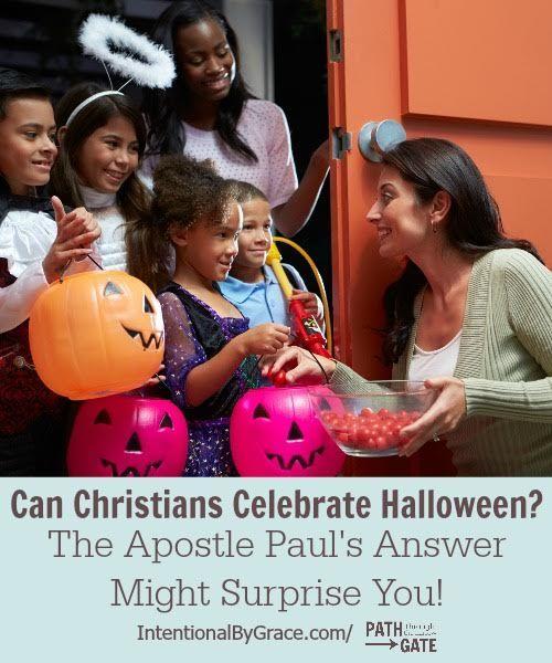 Should Christians Celebrate Halloween? The Apostle Paul has a ...