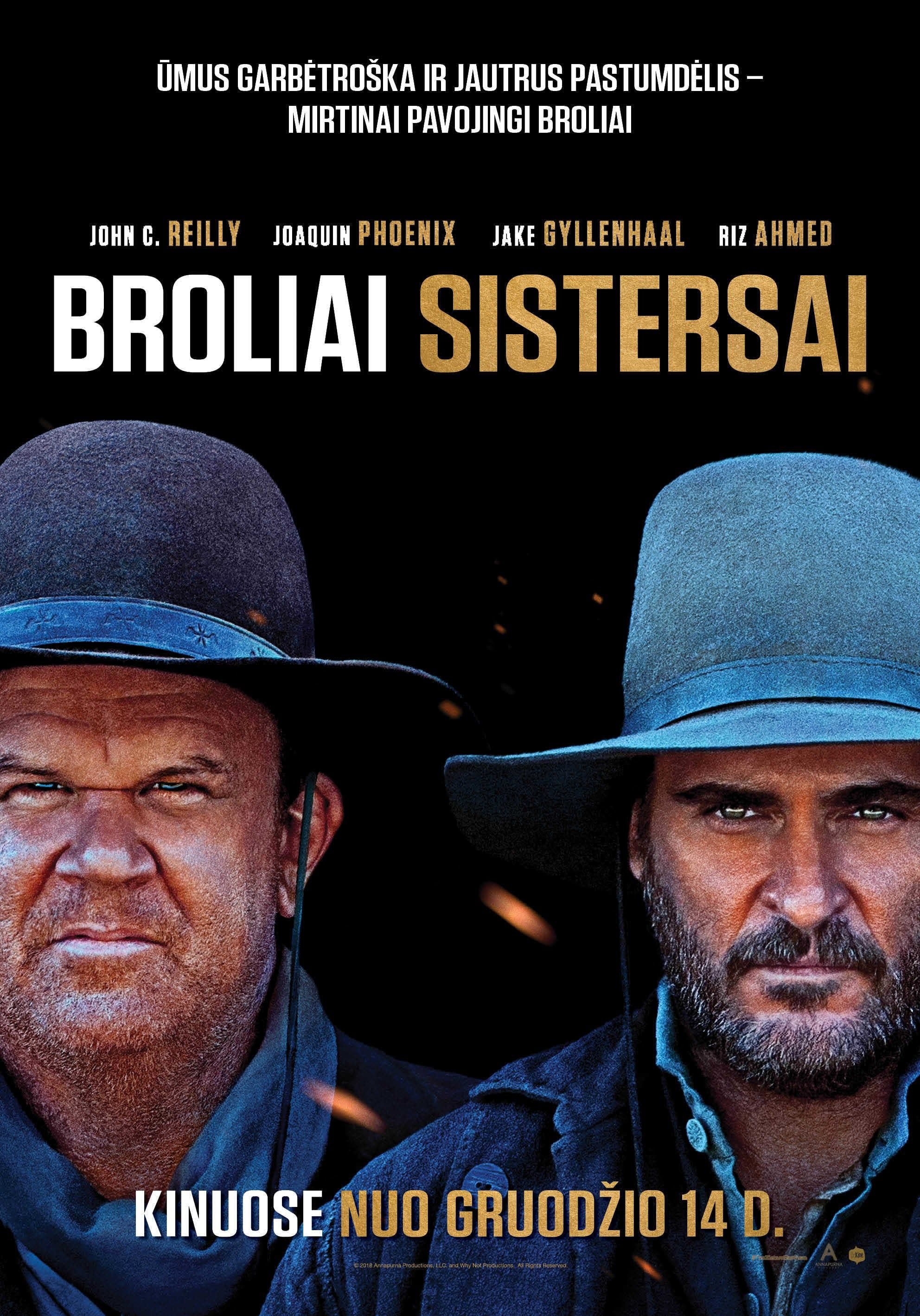 Sister Brothers Film