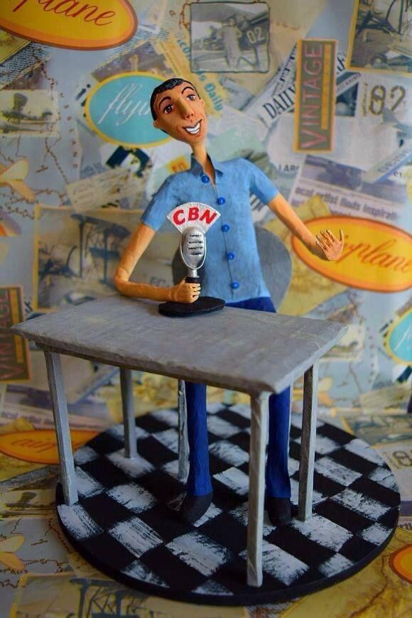 O RADIALISTA - THE BROADCASTER