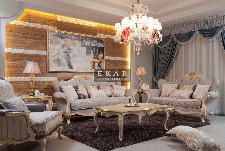 Beau Ekar Furniture Aesthetic Style Luxury Sofa   Sofas   Furniture Manufacturer