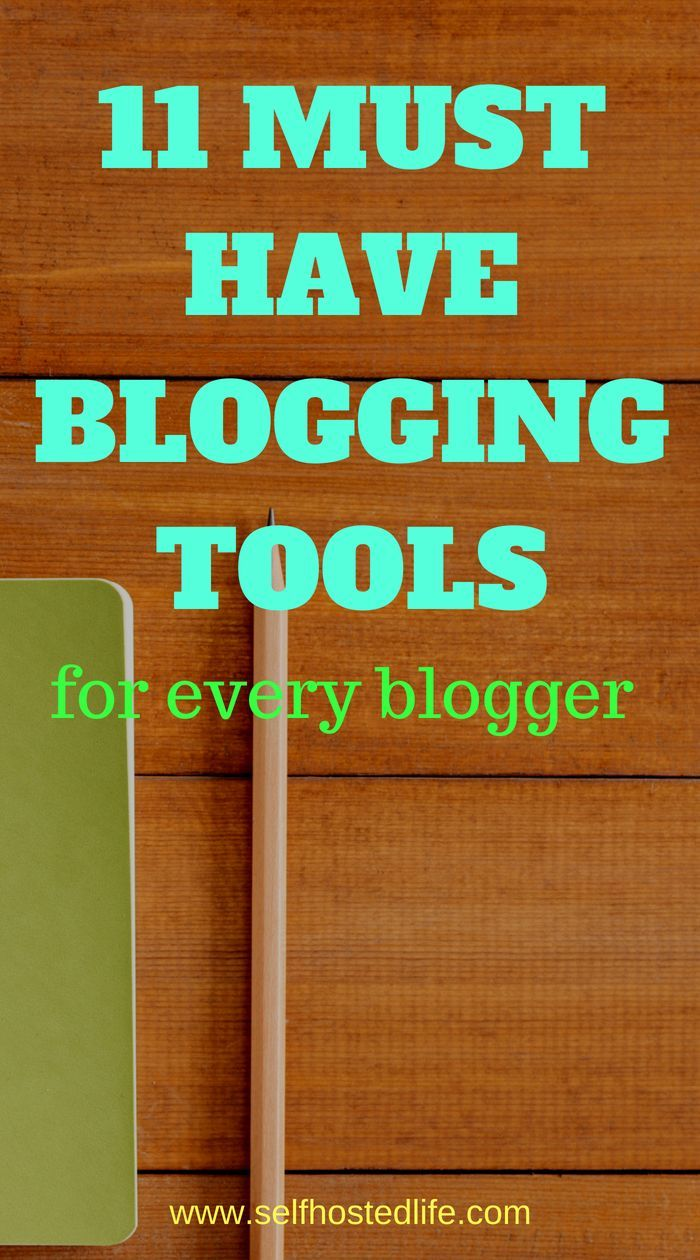 Essential Blogging Tools For Beginners #articlesblog