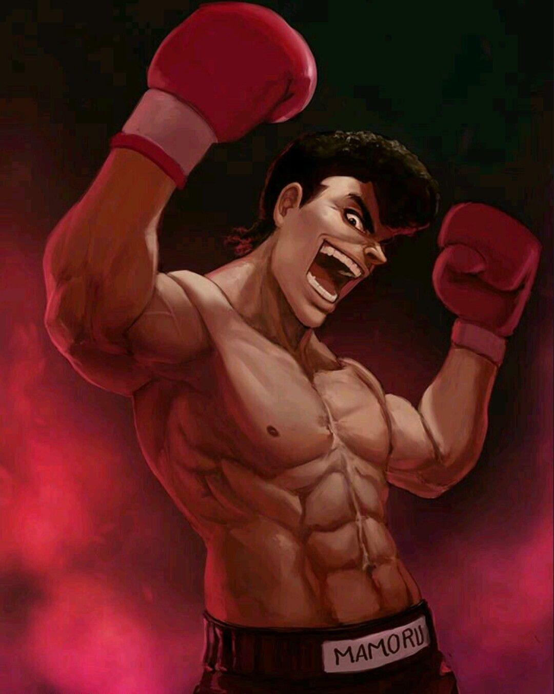 Hajime ippo takamura becomes champs