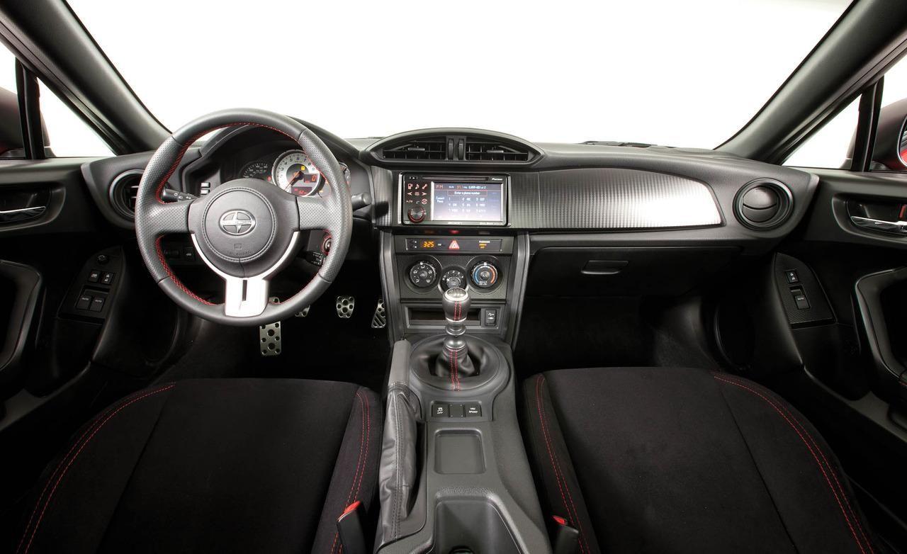 Perfect Scion FR S Interior | 2013