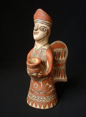 Mexican Angel Pottery