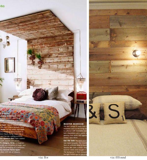 Schöne Natürliche Holz Kopfteil Schlafzimmer Möbel, Home