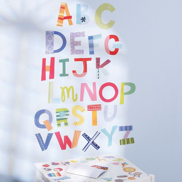 30 Completely Adorable Wall Decals For Kids Rooms Kids Wall