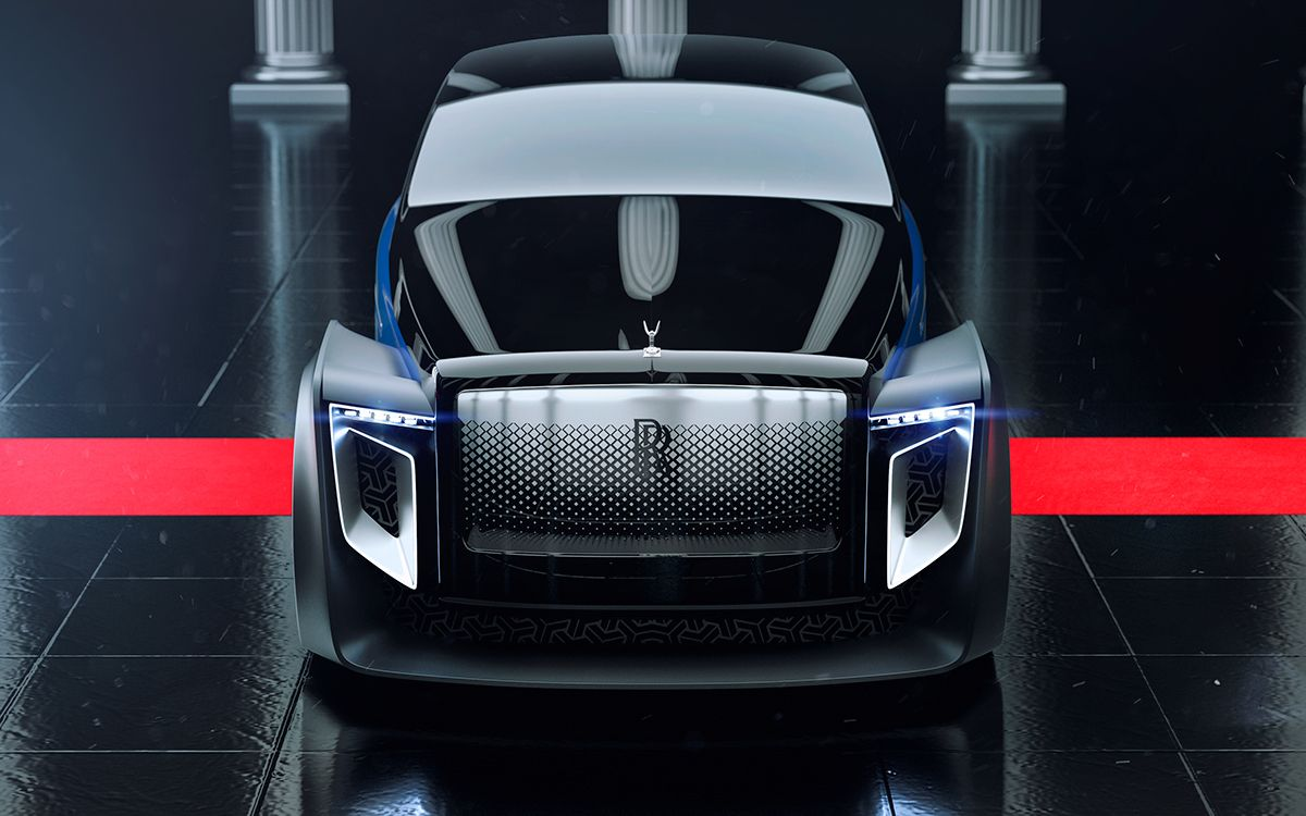 Photo of Rolls-Royce Exterion Concept