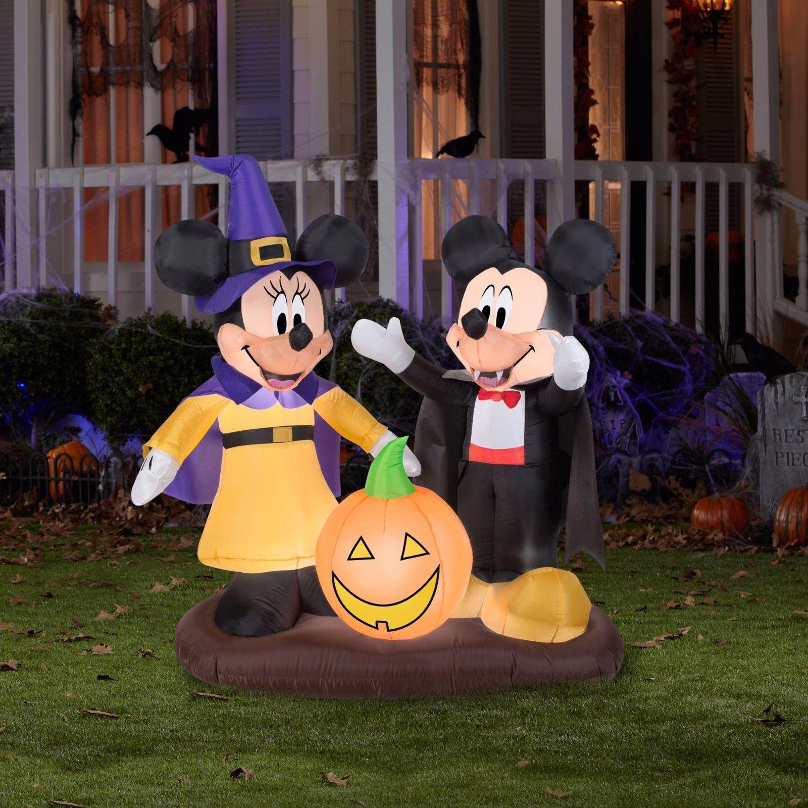 Halloween Decorations Outdoor Blow Ups