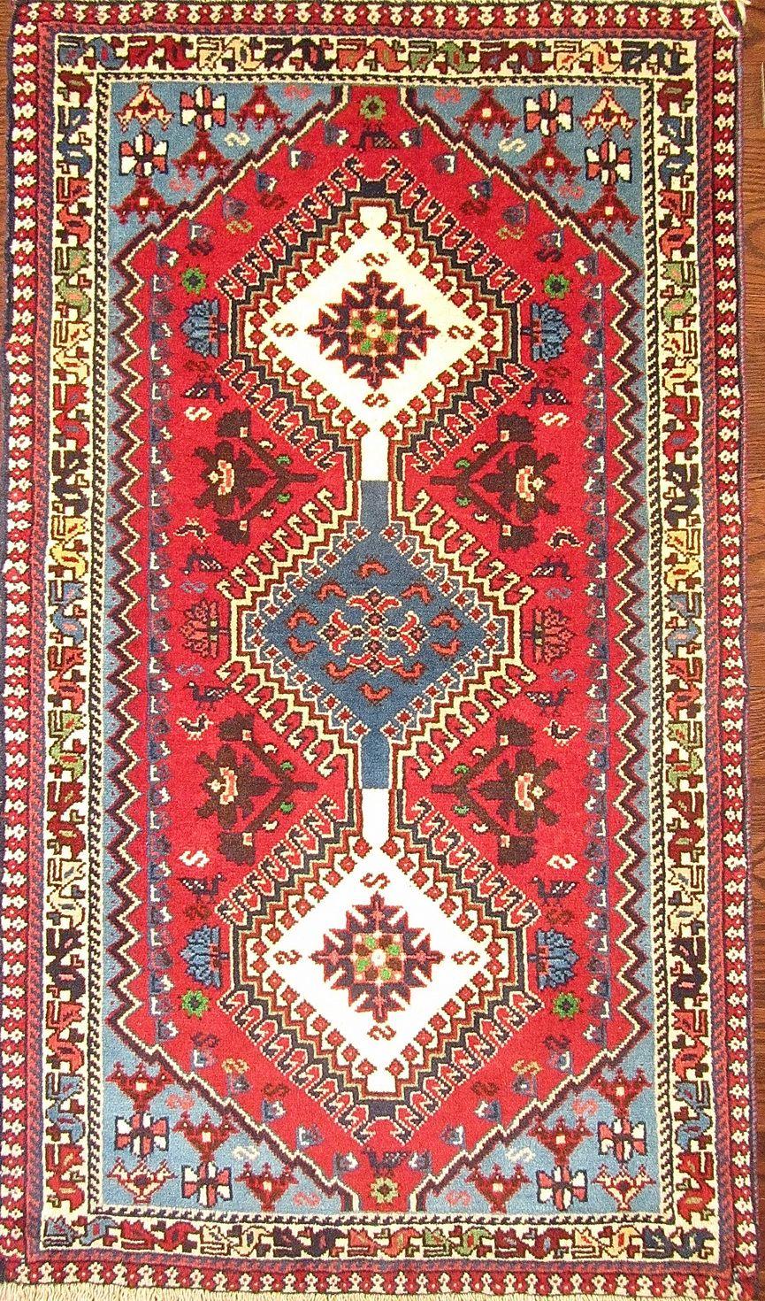 Isfahan Yalameh Persian Rug Ottawa