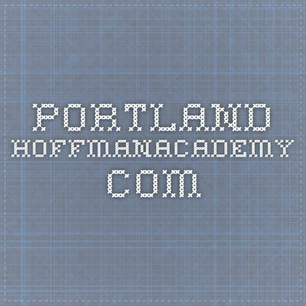 portland.hoffmanacademy.com