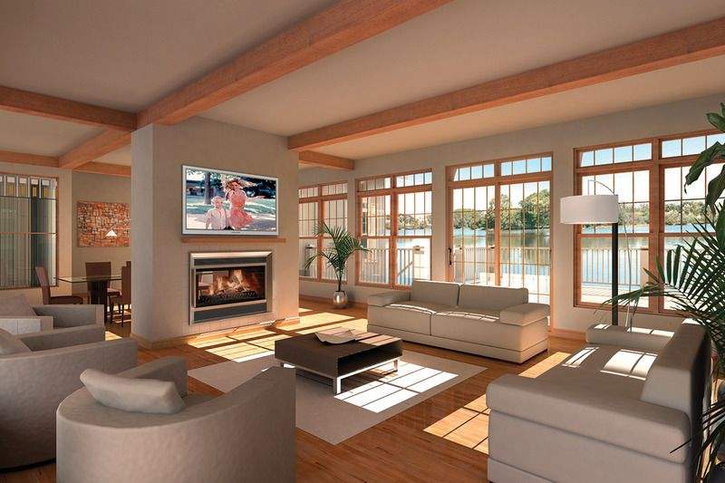 house great room 9000 square foot - 9000 Square Feet House Plans