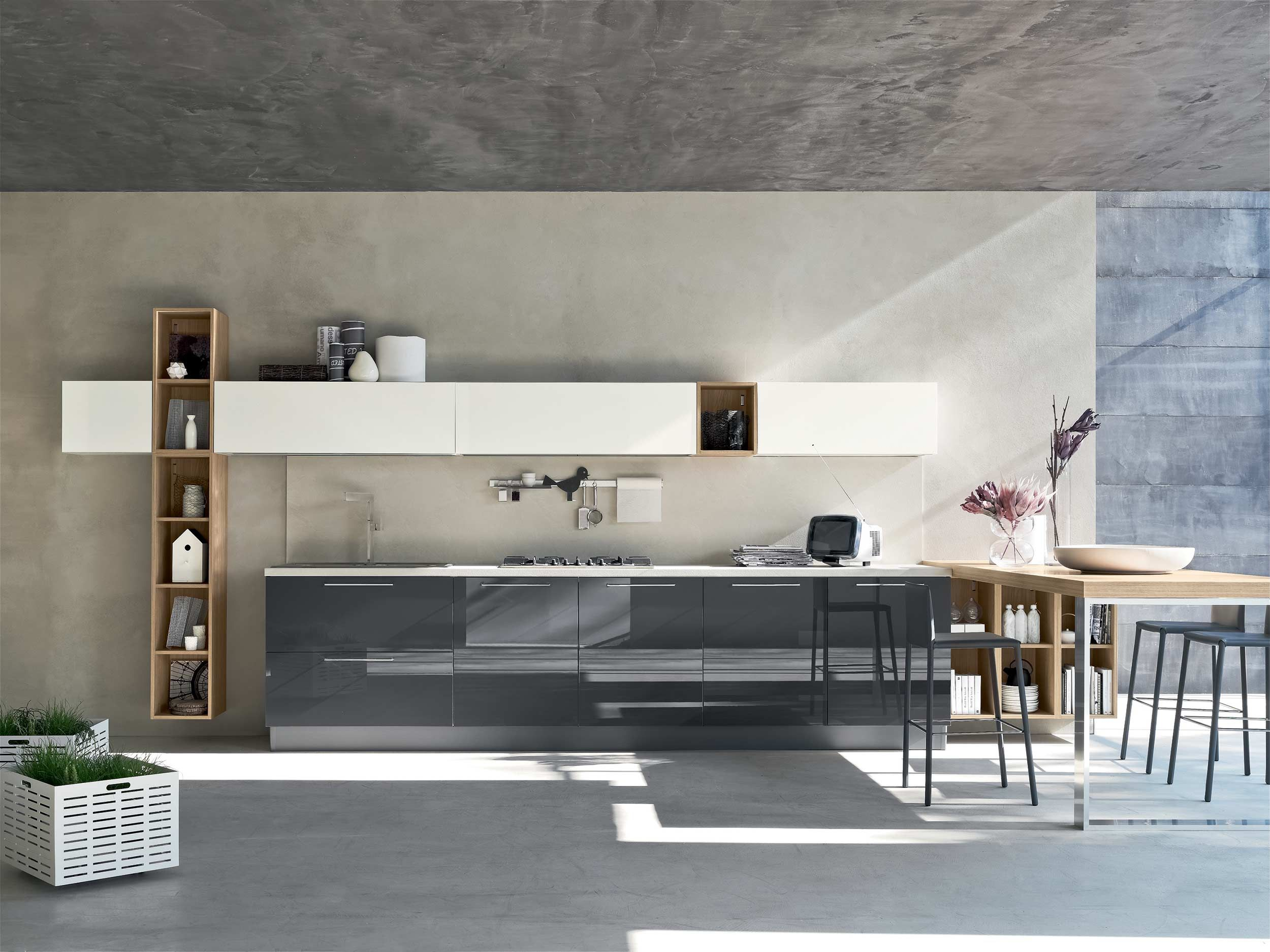 Stosa Cucina | propositional function CUCINE Space | Cucine ...