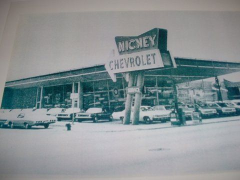 Pictures Of Old Chevrolet Dealerships Anyone Page - Chevrolet dealer chicago