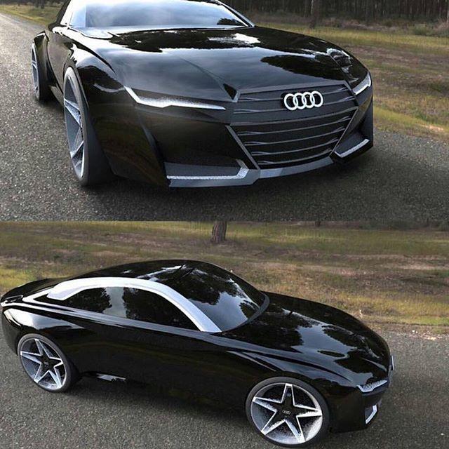 Audi A5 Concept Rate 1-100 • Follow @amazingmotors247