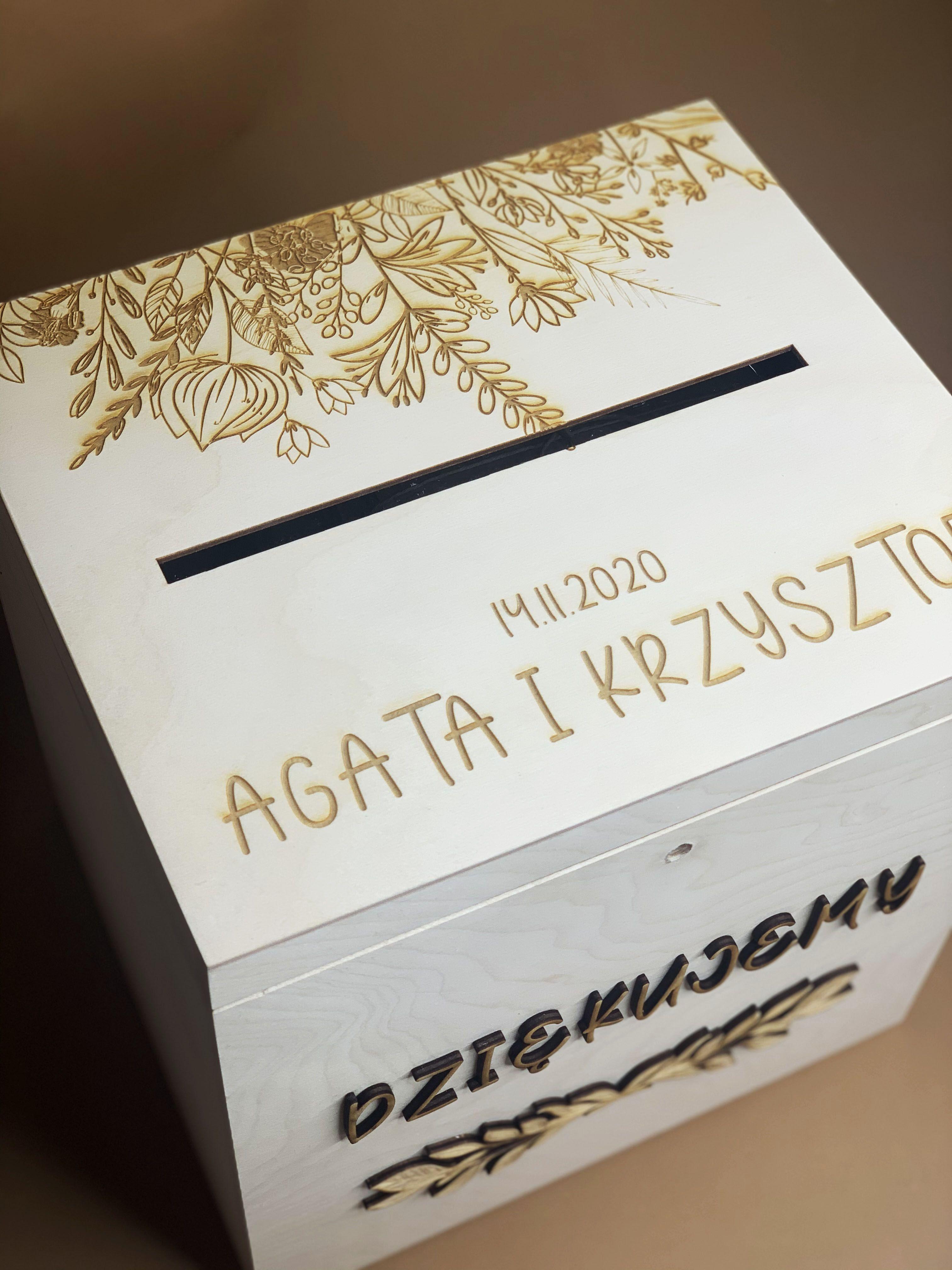 Pudelko Na Koperty Slubne Rustykalne Pudelko Na Koperty Slubne Boho Pudelko Na Koperty Eko Pudelko Na Koperty Drewni Facebook Sign Up Decorative Boxes Security