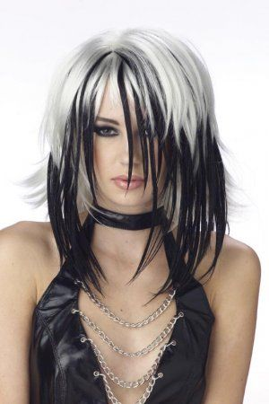 Silvergray over black id love to do this some day a good way silvergray over black id love to do this some day a good way to embrace my natural gray instead of fighting it hair pinterest grey highlights pmusecretfo Images