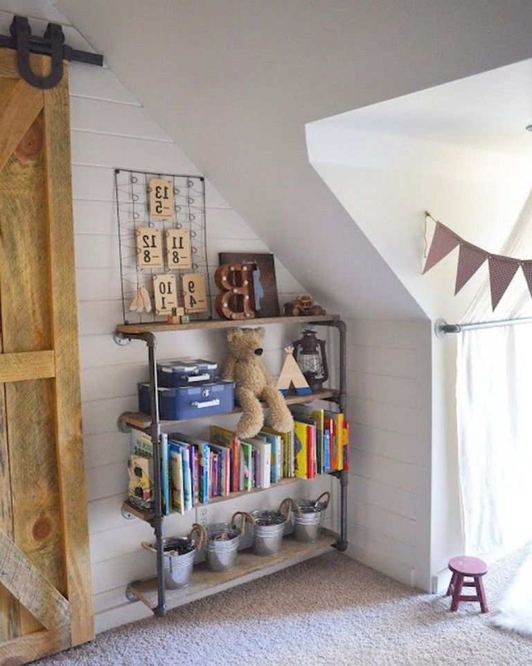 45 Inspiring Basetment Playroom Ideas for Kids home decor