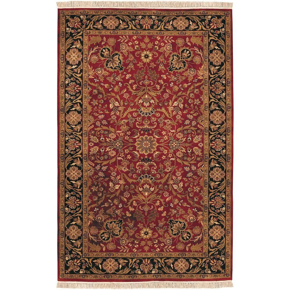 Layton Red 8 Ft 6 In X 11 Ft 6 In Area Rug Products