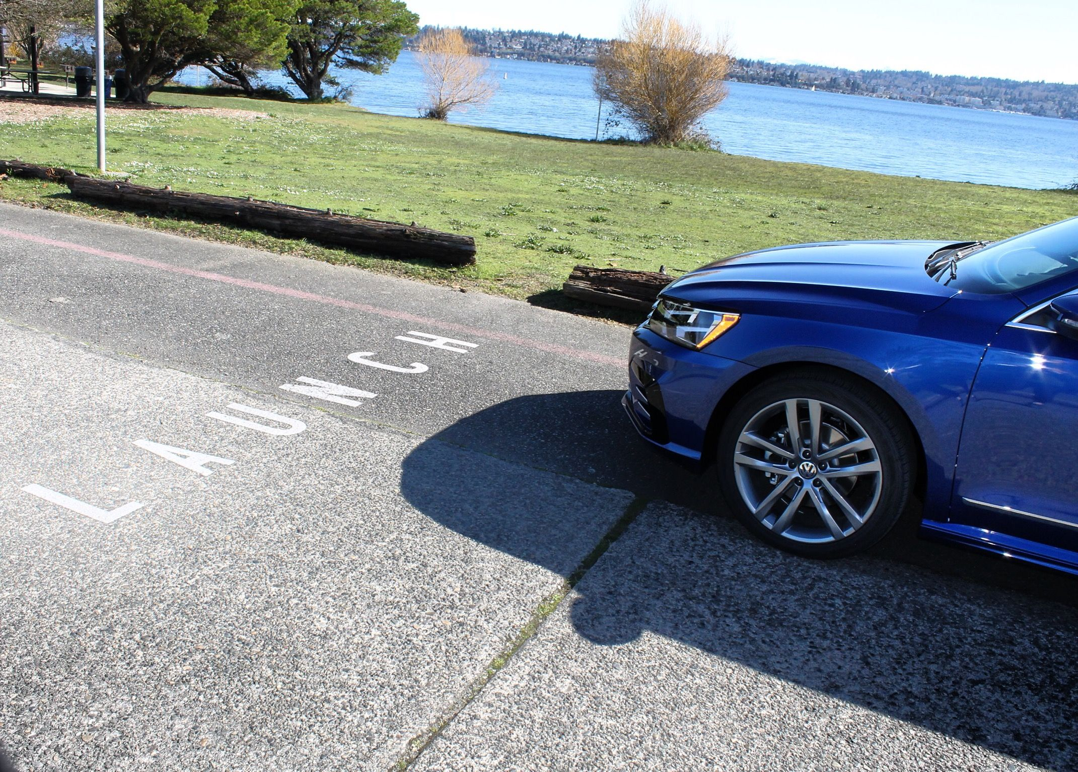 Ready to launch! | Pat | University VW | Seattle, WA ...