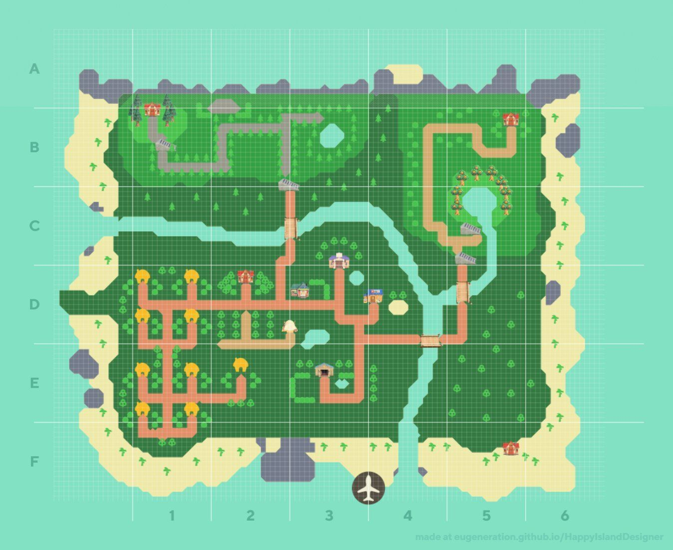 Happy Island Designer Guide | Animal Crossing: New ...