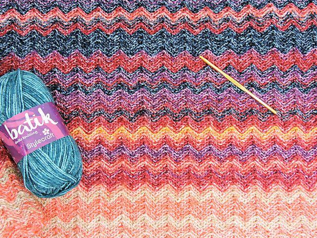 Ravelry: CrochetKim Birth Temperature Blanket pattern by Kim Guzman ...