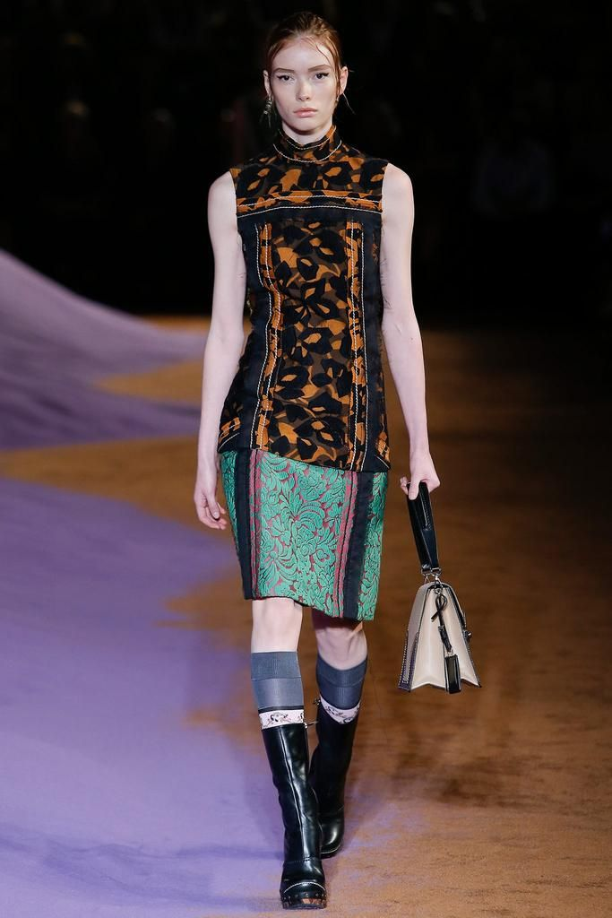 Prada Spring 2015 Ready-to-Wear - Collection - Gallery - Look 17 - Style.com #ss2015 #MFW