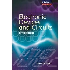 Electronic devices and circuits by David A.Bell Price: Rs.190 ...