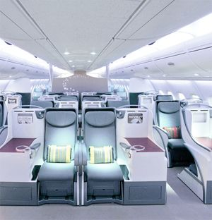 Research Beam North America Aircraft Cabin Interior Industry 2016