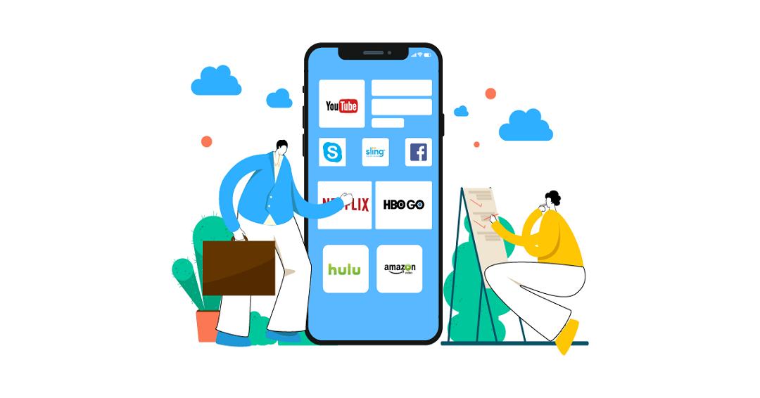 OTT app industry is estimated to reach 120 billion by