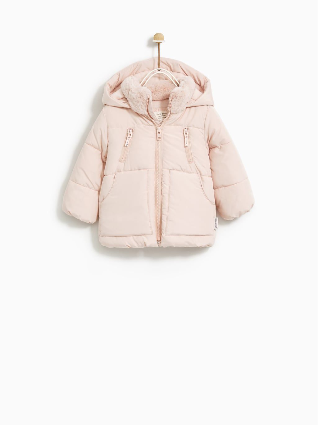 903d5ca36240a Image 1 of PUFFER JACKET from Zara