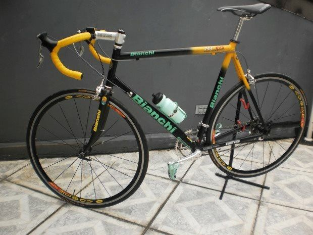 My Xl Ev2 Bianchi Reparto Corse Aluminum Frame Carbon Fork