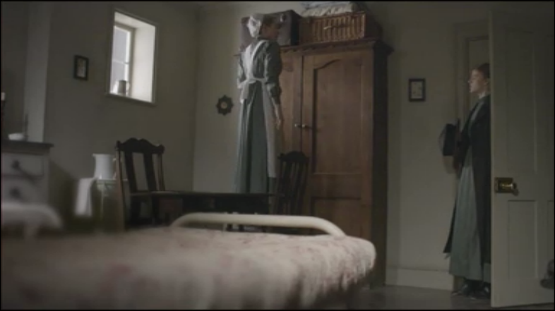 Servants Quarters Rose Leslie As Gwen And Joanne