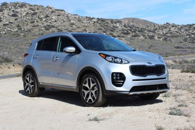 2017 Kia Sportage Review Ratings Specs Prices And Photos The Car Connection Gt Pinterest Cars Crossover Suv