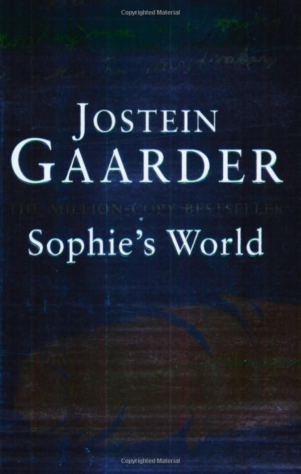 Sophie's World: A Novel About the History of Philosophy - Jostein Gaarder. No. 175